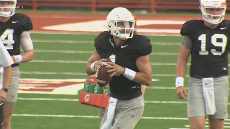 Three days to go until Longhorn Football home opener