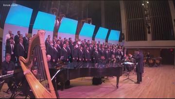 Austin Gay Men's Chorus kicking off holiday season with performance