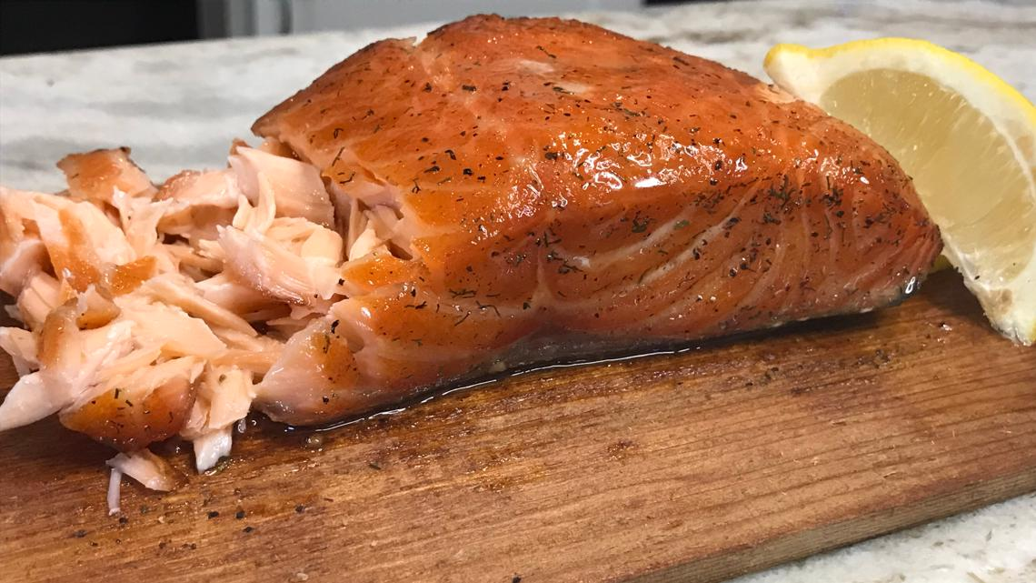 Gameday Grilling: Salmon!