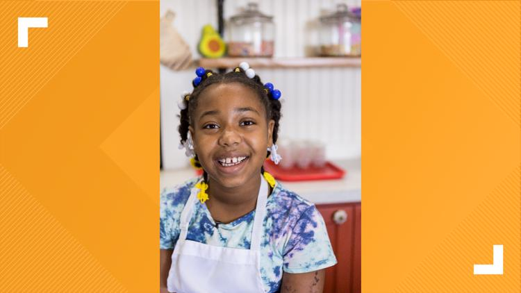 8-year-old with sweet tooth searches for a permanent family to give her a sweet life