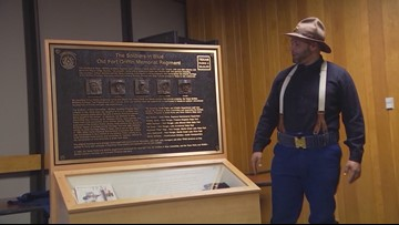 TPWD Buffalo Soldier program unveils new exhibit