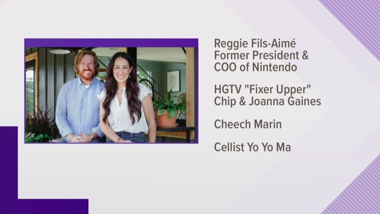 Nintendo COO, HGTV stars to headline SXSW 2020
