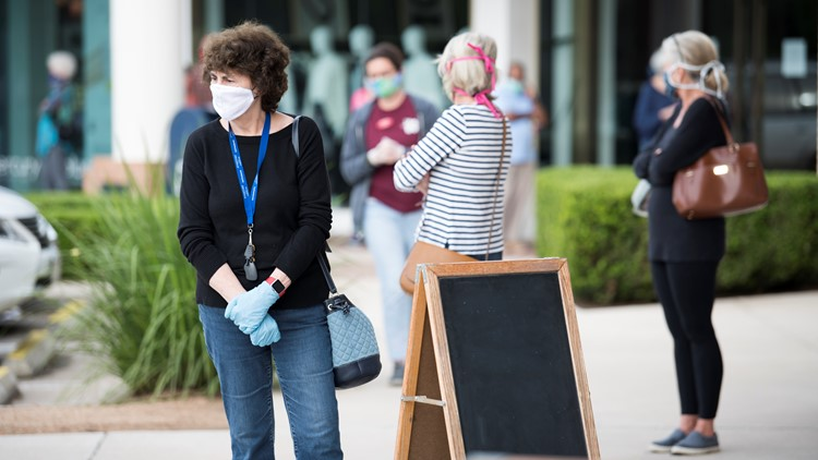Williamson County says masks are required at Justice Center