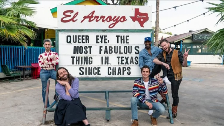 Karamo Brown says cast of 'Queer Eye' faced discrimination while filming new season in Texas
