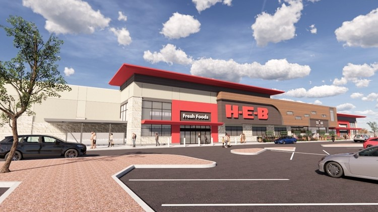 H-E-B set to open new Oak Hill store on Wednesday
