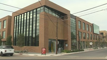 Foundry building in East Austin aims to make tenants healthier