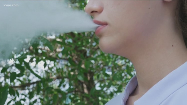 Austin Public Health launches webpage for vaping-related lung injury updates