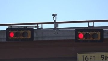 Texas House bill aims to ban red light cameras