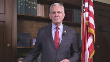 Rep. Lloyd Doggett reacts to government shutdown deal