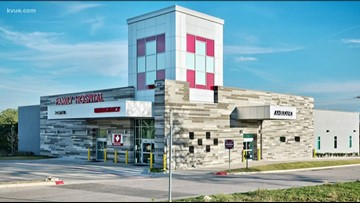 Brushy Creek Family Hospital opens in Round Rock