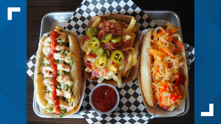 Keep Austin Local: Gourmet hot dog spot Mission Dogs