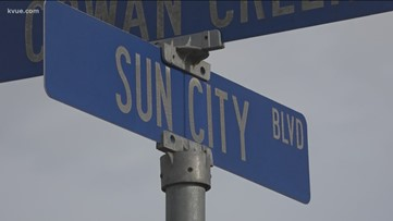 Multiple homes burglarized in Georgetown's Sun City community