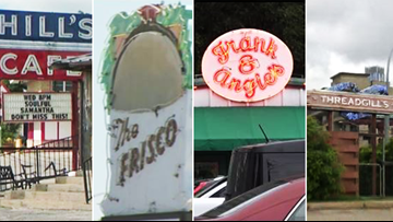 LIST: Iconic Austin restaurants that closed their doors in recent years
