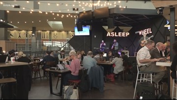 Austin Airport opens new music venue, drawing large crowds