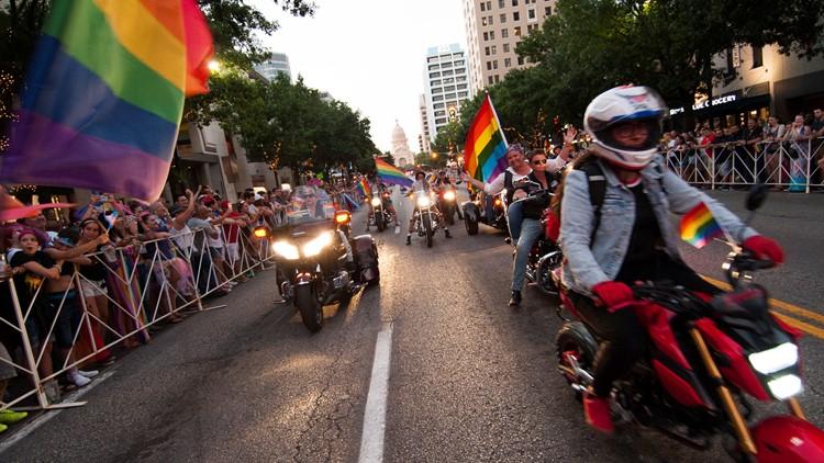 Austin Pride postponed due to local COVID-19 surge