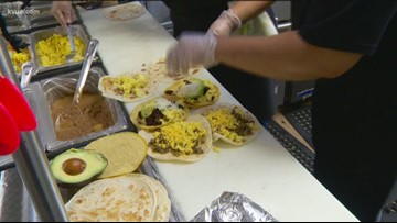 Foodie Friday: Tyson's Taco lets customers create their own