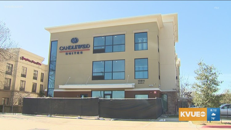 Candlewood Suites: Protesters rally against hotel for the homeless