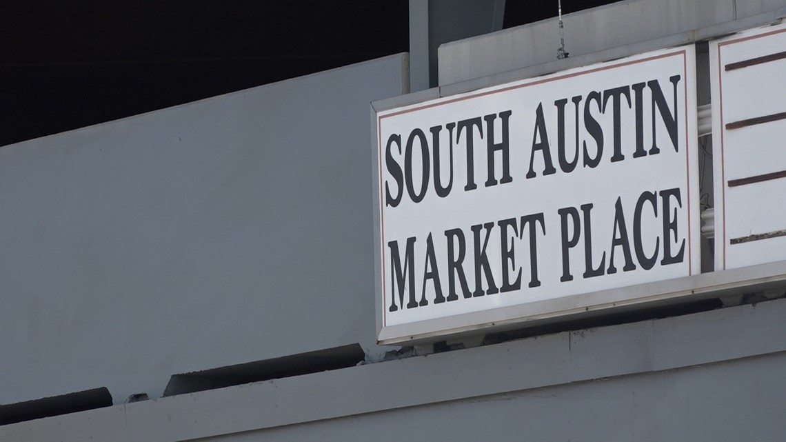 South Austin Market Place seeks new owner – at risk of being sold