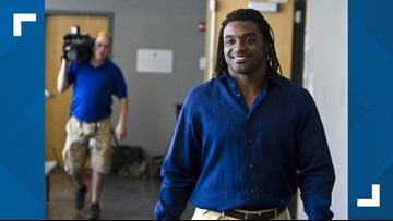 Former Longhorns star running back Cedric Benson takes plea deal for lesser charge in DWI case