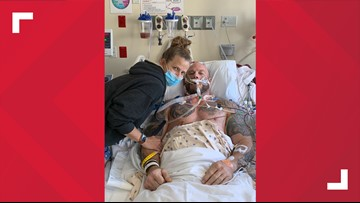 Dripping Springs man nearly loses life to severe case of flu