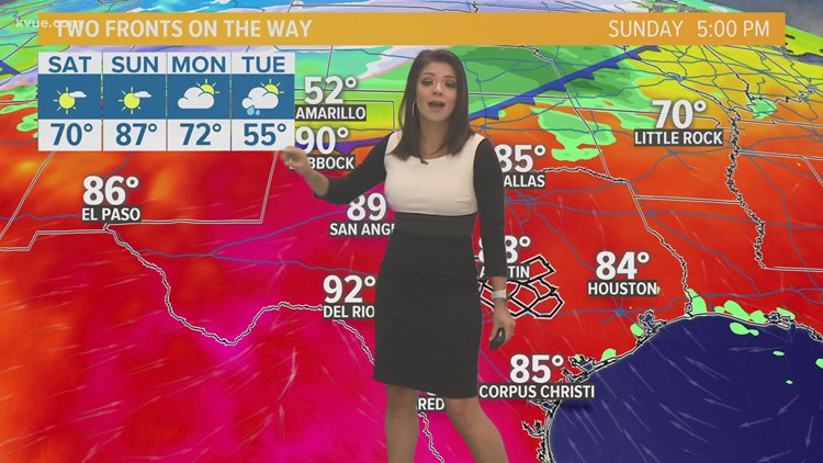 MARIEL FRIDAY MORNING WEATHER 10/23/2020