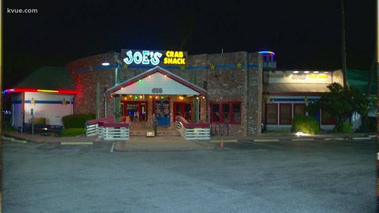 Joe's Crab Shack on Austin's Lady Bird Lake reportedly closes over $10K in unpaid rent