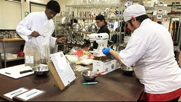 Culinary program preparing Central Texas students with special needs for success