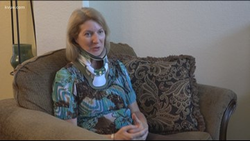 Texas state representative injured in Lakeway crash