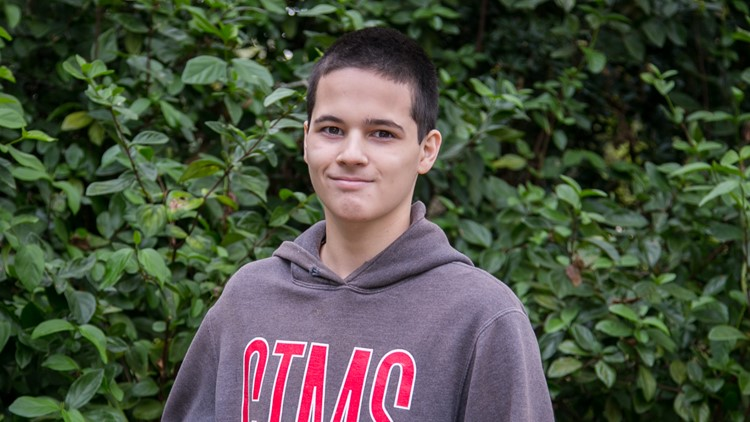 15-year-old Central Texan has one wish: Get adopted by 'a loving family'