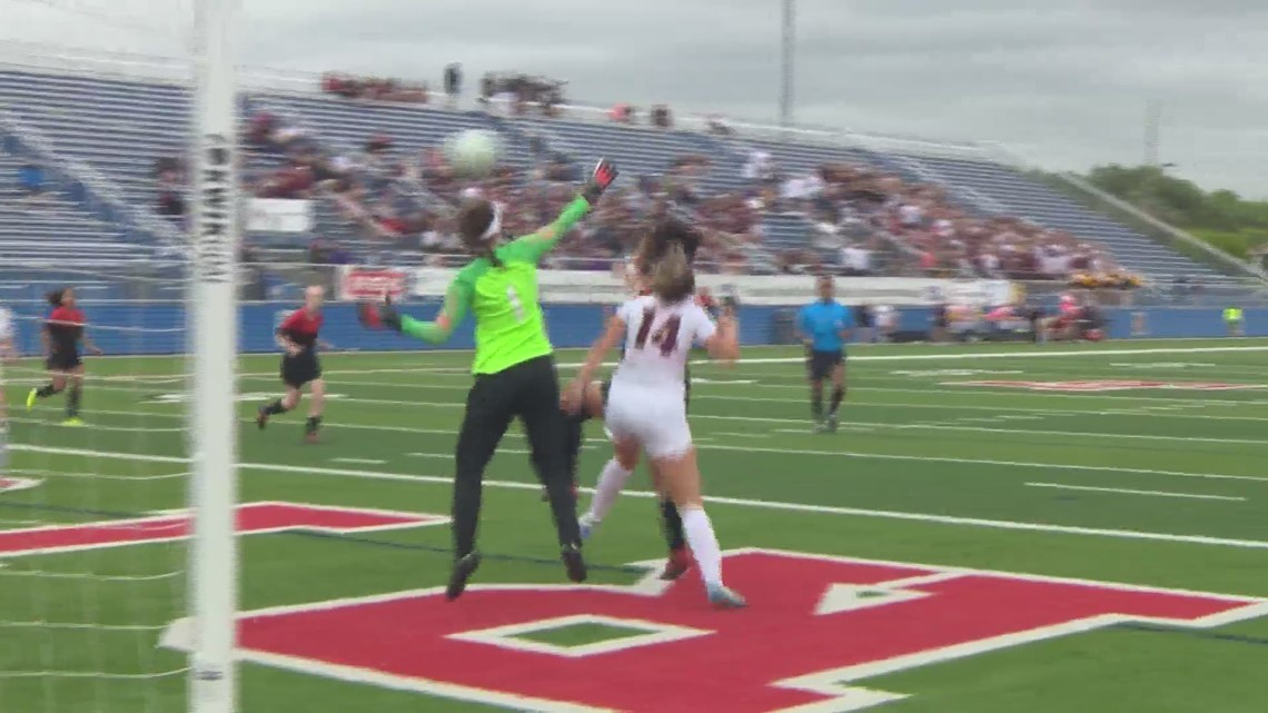 High school girls soccer state tournament results