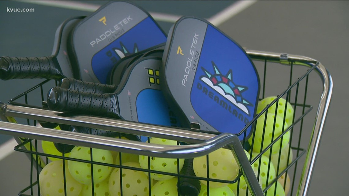 Professional pickleball league launches in Austin