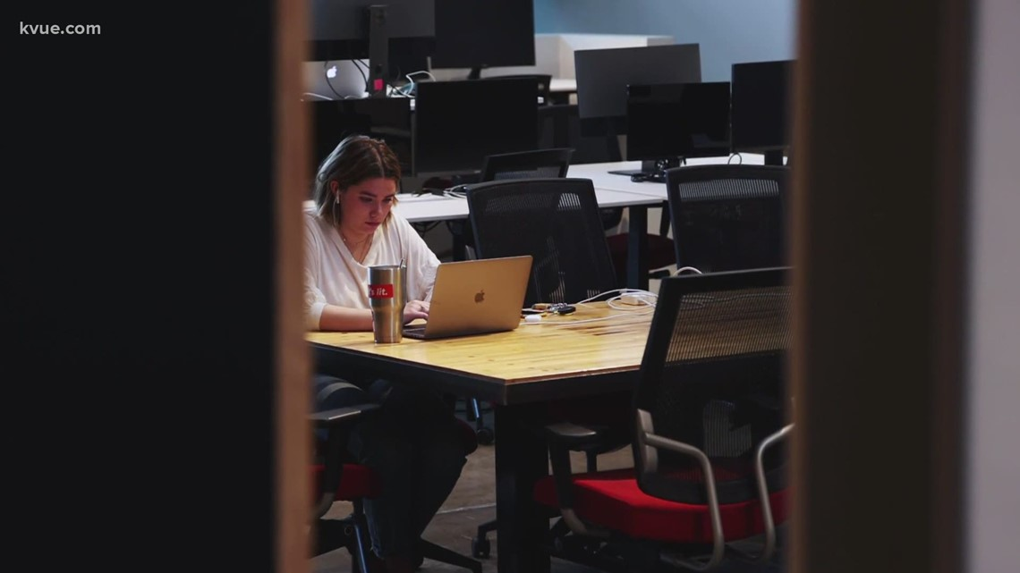 How COVID-19 changed office working in Austin