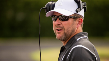 Brydon steps down as Regents head football coach