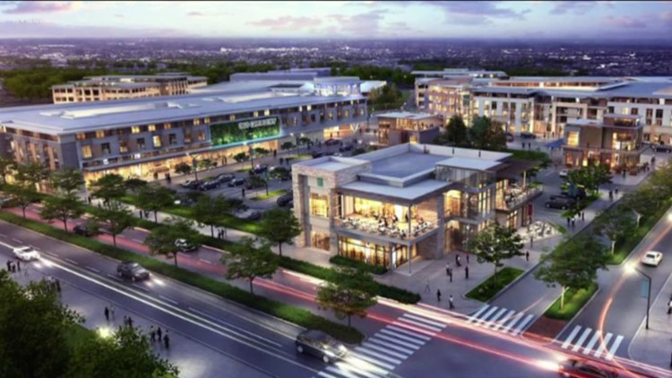 Round Rock City Council greenlights mixed-use project The District