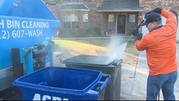 Take This Job: Austin Bin Wash helping Central Texans keep their bins clean