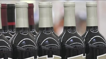 Why are liquor stores considered 'essential' in Austin's stay-at-home order?