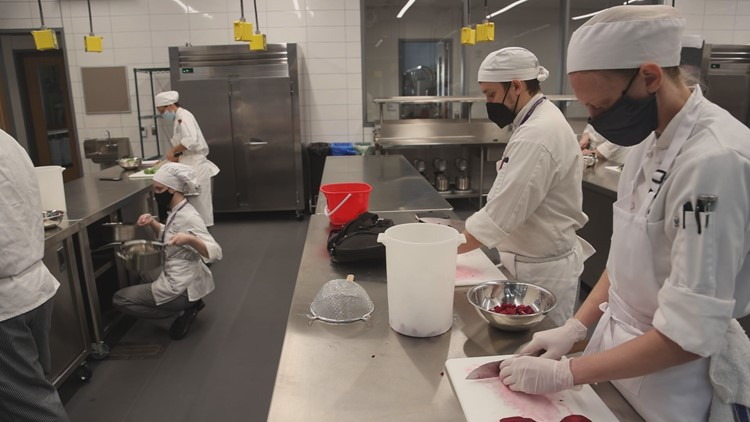 Two Austin culinary students earn scholarships for thousands of dollars