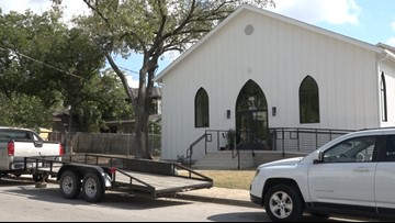 1930s East Austin church to become co-working space and art studio