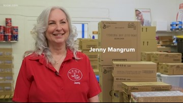 KVUE Five Who Care Winner: Jenny Mangrum