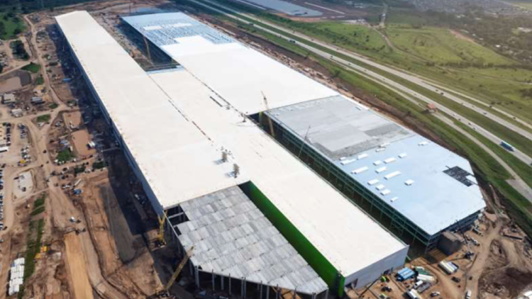 New photos show construction of Tesla's Austin Gigafactory is in high gear