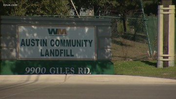 Uncertainty on City of Austin trash contract
