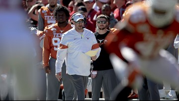 Tom Herman shares his thoughts on college football potentially being canceled in 2020