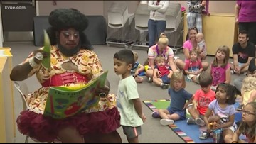 'Drag Queen Story Hour' officially over in Leander after City ends library room rentals