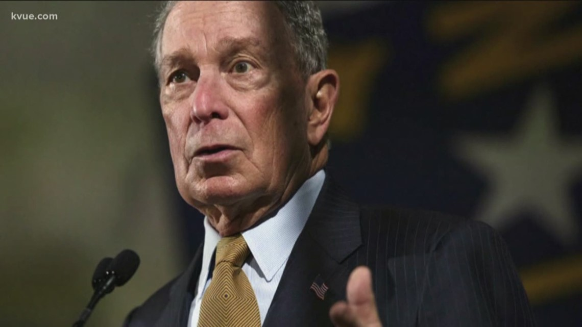 Democratic Presidential Candidate Michael Bloomberg's Austin campaign office vandalized, police report says