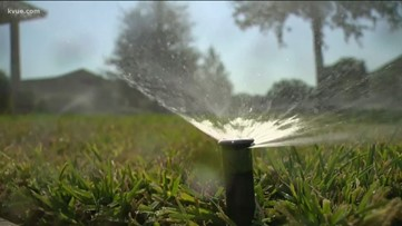 City of San Marcos offers rebate for cutting water use
