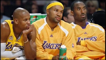 Former Texas Longhorn Maurice Evans reflects on his time as Kobe Bryant's teammate