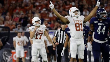 Texas Longhorns stay put in week 4 AP Top 25 Poll after dominating Rice Owls