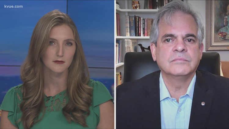 'We can't ignore this challenge anymore' | Austin Mayor Steve Adler discusses camping ban, land development code