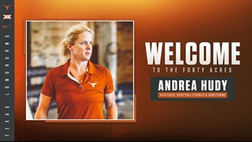UT hires Andrea Hudy as basketball strength and conditioning head coach
