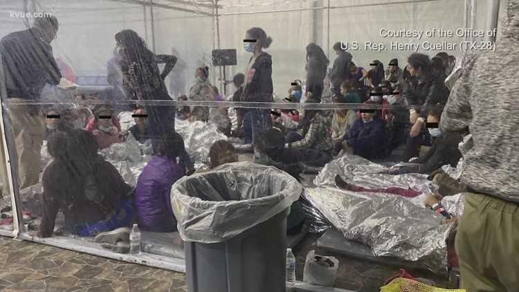Gov. Abbott 'demanding answers' from President Biden on 'humanitarian crisis' at border